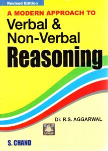 Modern Approach To Verbal & Non-Verbal Reasoning Revised Edition (English, Paperback, R S Aggarwal)