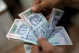 The problem of the falling Indian rupee an observation