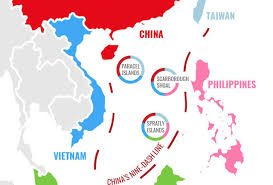 Territorial disputes in the South China Sea