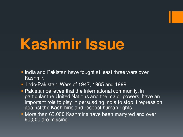 India–Pakistan relations Why These is No Peace