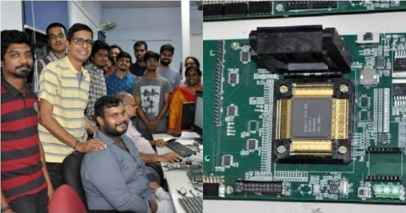 The First Made in India Microprocessor, An ARM killer from IIT, Madras?